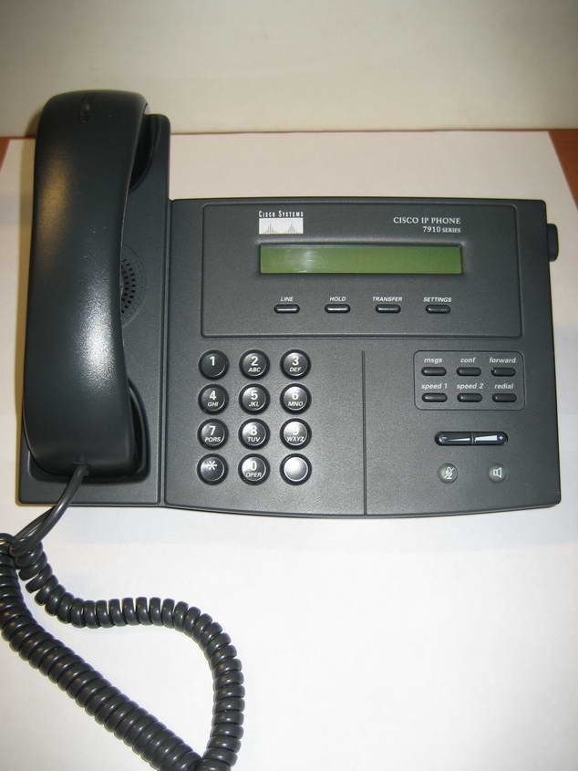 CISCO IP Phone 7910