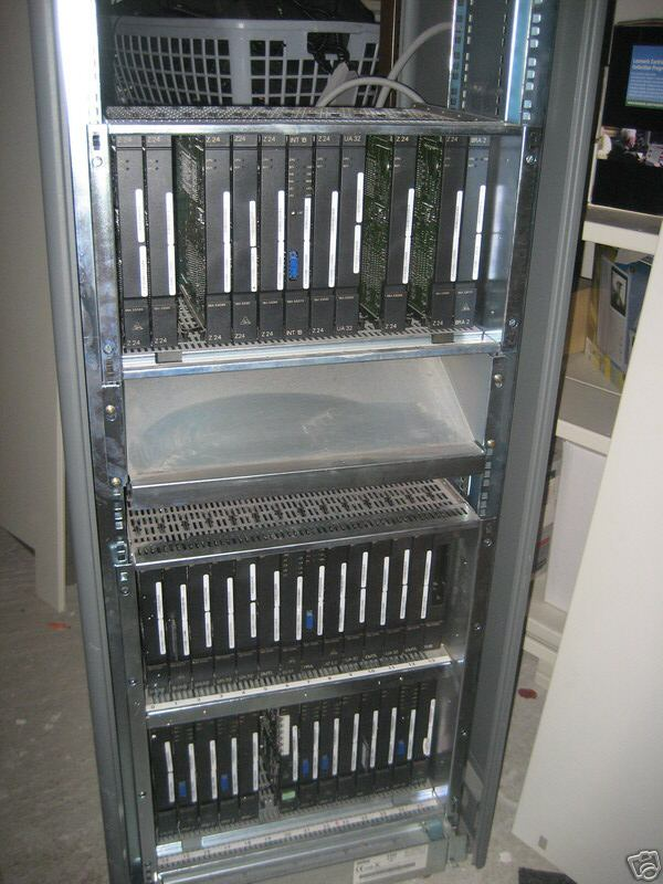Telefonanlage Alcatel ALCATEL 4400 rack, plus ....